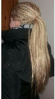 Rastazöpfe Braids Weaving Cornrows Dreadlocks