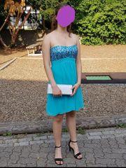 Cocktailkleid Abiball Hochzeit Abendkleid Partykleid