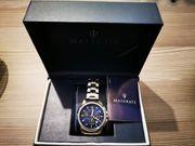 Uhr Maserati