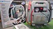 Powerstation Starthilfe Kompressor 12V Stromquelle