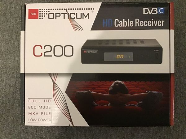 Opticum Red HD C 200