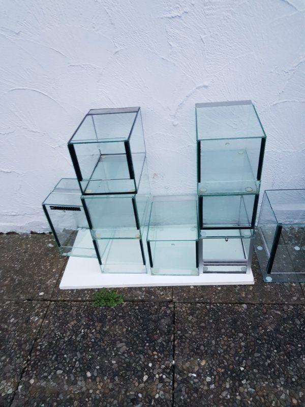Verkaufe 30 Stück kleine Terrarium