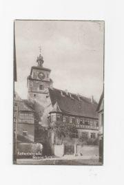 Postkarten aus Franken 20er Jahre