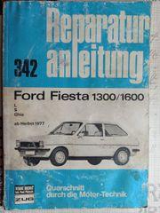 Reparaturanleitung Ford Fiesta 1300 1600