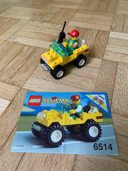 Lego Trail Rail Jeep Setnummer