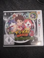 Yokai watch 2 knochige Gespenster