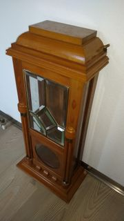 Uhrenkasten Standuhr antik