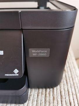 Epson wf-2860: Kleinanzeigen aus Burgsalach - Rubrik Tintenstrahldrucker