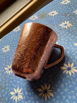 Moscow Mule Copper Tasse