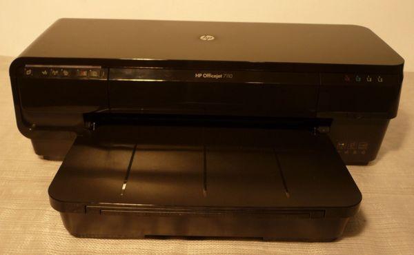Großformatdrucker HP OfficeJet 7110 Drucker