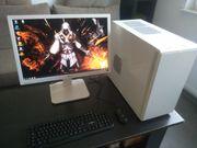 Gaming PC Set GTX1060 i7