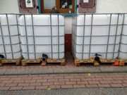IBC-Behälter Container 1000 l mit