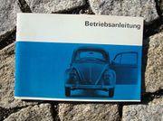 Betriebsanleitung VW 1300 1300 A