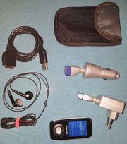 Kompakter smarter Samsung MP3 Player