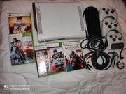 Xbox360 mit zubehör