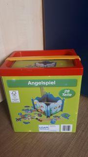 Spiel Angelspiel
