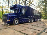 Truck Tamiya Scania T730 Hauber