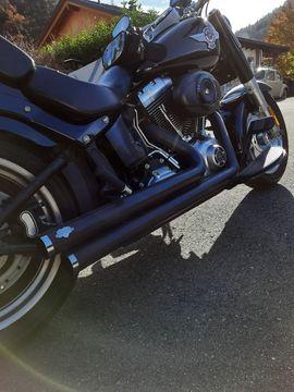 Harley-Davidson - Harley Davidson Fat Boy