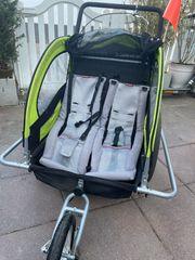 2 Thule chariot Babyhängematten für