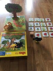 Obstgärtchen Spiel Haba