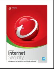 Trend Micro Internet Security 1Jahr-1PC