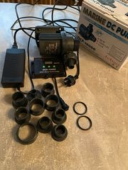 Jebao Pumpe DCP10000 mit Controller