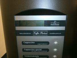 Kaffeevollautomat Professionell Multibona von Kaffeepartner: Kleinanzeigen aus Kirchheim Heimstetten - Rubrik Kaffee-, Espressomaschinen