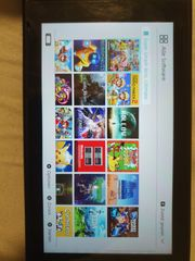 Nintendo Account mit 22 digitalen