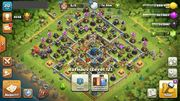 Clash of Clans Lvl 212