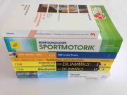 Bücher-Paket Neu unbenutzt Physiotherapie Medizin