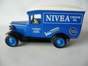 Nivea Chevrolet Lieferwagen mit OVP