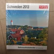 Sehnsuchtskalender Schweden 2013