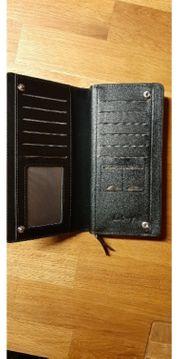 Brieftasche mit 12 Kartenfächer - mit