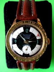 Armbanduhr Rarität EL HAYAT mechanisch