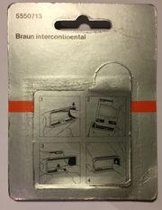 Braun Scherblatt 550