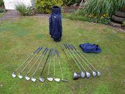 Golfset Golfschläger Lady Anfängerset Eisen