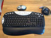 Logitech Cordless Elite Duo Desktop