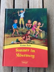 Kinderbuch Sommer im Möwenweg von