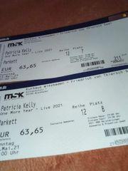 2 Patricia Kelly Tickets Wiesbaden