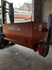 Bütte für Traubenwagen Mosella abzugeben