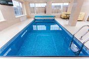 Schwimmbad Pool Poolfolie schweißen Koiteiche