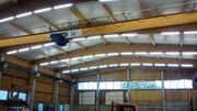 Lager Halle Produktionshalle Kranhalle