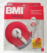 BMI STAHLBANDMASS RADIUSL 30M Breite