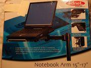 Notebook Schwenkarm Metall