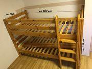 Kinderbett Etagenbett Hochbett Doppelbett echt