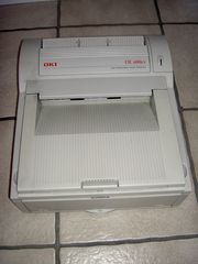 OKI 600 ex LED Laserdrucker