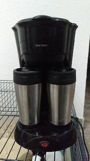 Kaffeemaschine für Thermobecher