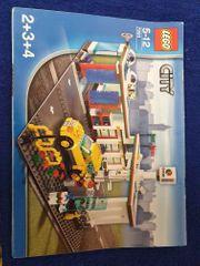 Lego 7993 Tankstelle