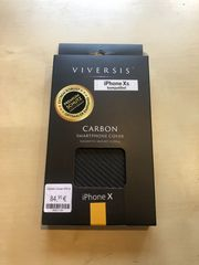 Viversis iPhone X XS Carbon