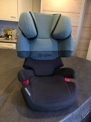 Kinderautositz CYBEX SILVER X-fix Gruppe